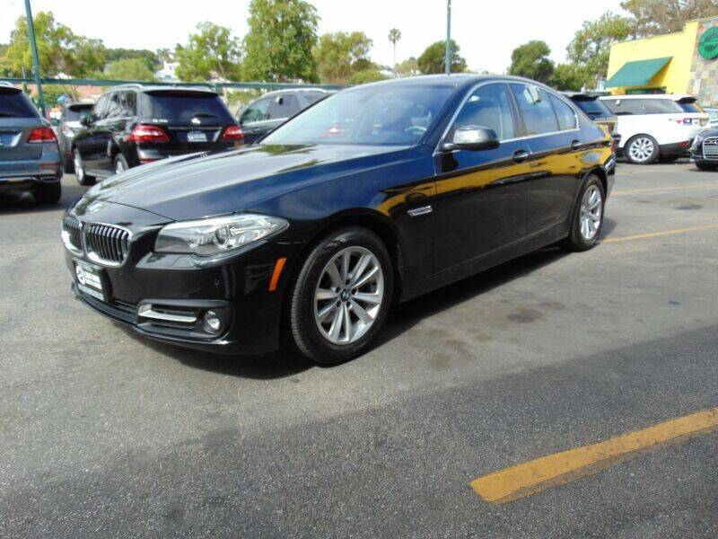 2016 BMW 5 Series for sale at Santa Monica Suvs in Santa Monica CA