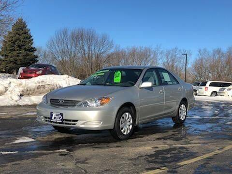 2004 Toyota Camry for sale at 1st Quality Auto in Milwaukee WI