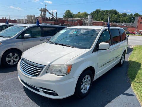 2012 Chrysler Town and Country for sale at Car Guys in Lenoir NC