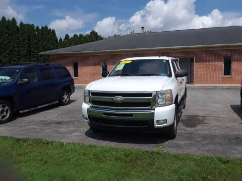 2011 Chevrolet Silverado 1500 for sale at Dun Rite Car Sales in Downingtown PA