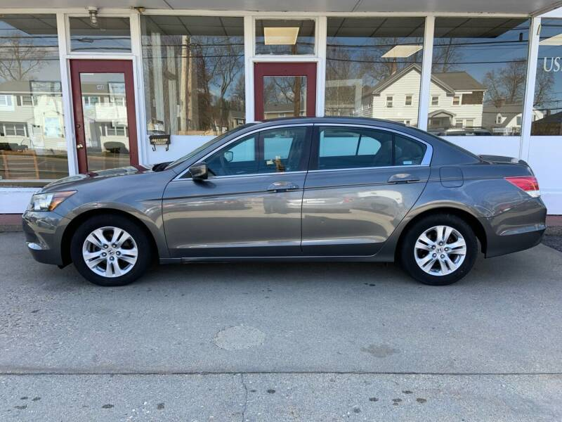 2009 Honda Accord for sale at O'Connell Motors in Framingham MA