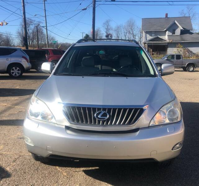2008 Lexus RX 350 AWD 4dr SUV - North Lawrence OH