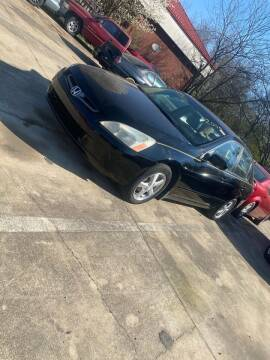 2005 Honda Accord for sale at Copeland's Auto Sales in Union City GA