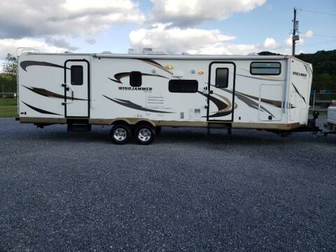 2013 Forest River ROCKWOOD for sale at White Auto Sales Inc in Summersville WV