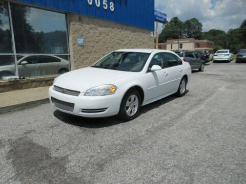 2012 Chevrolet Impala for sale at 1st Choice Autos in Smyrna GA