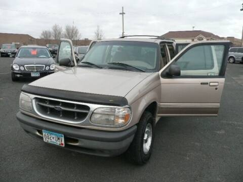 1998 Ford Explorer for sale at Prospect Auto Sales in Osseo MN