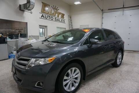 2014 Toyota Venza for sale at Elite Auto Sales in Ammon ID