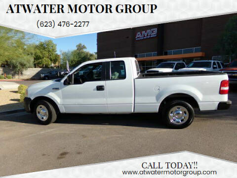 2006 Ford F-150 for sale at Atwater Motor Group in Phoenix AZ
