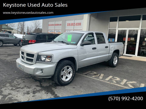 2011 RAM Dakota for sale at Keystone Used Auto Sales in Brodheadsville PA