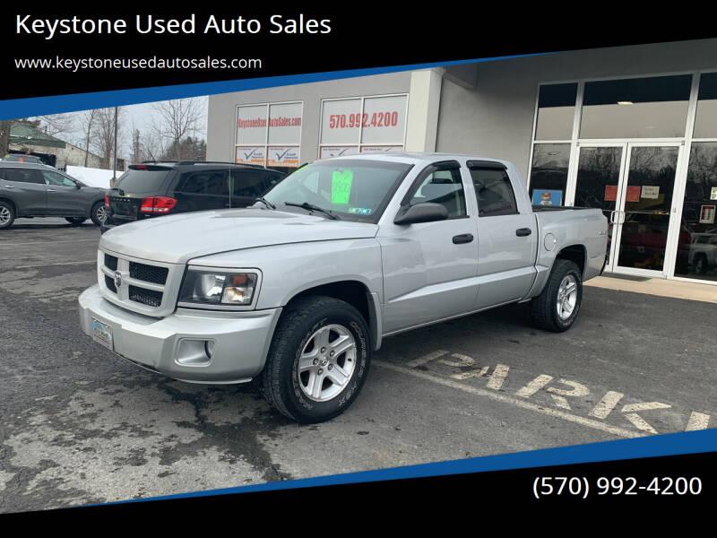 2011 RAM Dakota for sale at Keystone Used Auto Sales in Brodheadsville PA