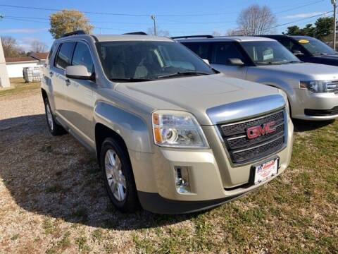 2013 GMC Terrain for sale at Tri-County Pre-Owned Superstore in Reynoldsburg OH