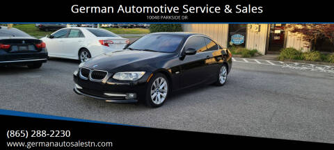 2012 BMW 3 Series for sale at German Automotive Service & Sales in Knoxville TN