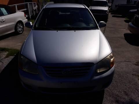 2007 Kia Spectra for sale at U-Safe Auto Sales in Deland FL