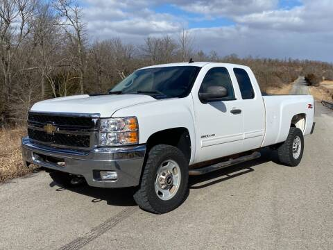 2011 Chevrolet Silverado 2500HD for sale at TINKER MOTOR COMPANY in Indianola OK