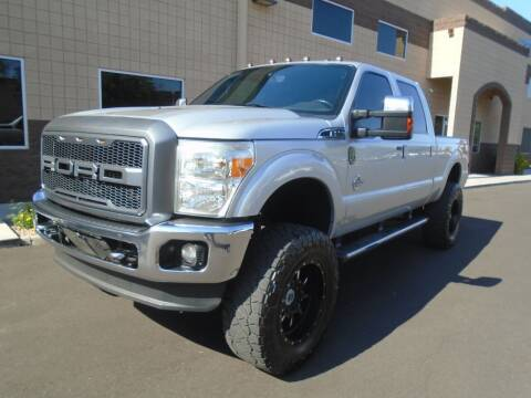 2012 Ford F-250 Super Duty for sale at COPPER STATE MOTORSPORTS in Phoenix AZ