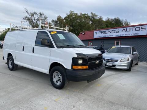 2008 Chevrolet Express Cargo for sale at 4 Friends Auto Sales LLC in Indianapolis IN