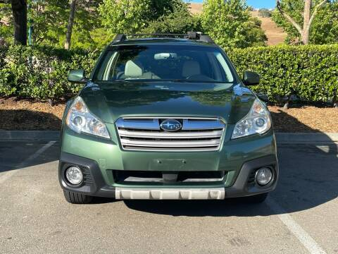 2013 Subaru Outback for sale at CARFORNIA SOLUTIONS in Hayward CA