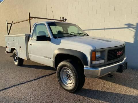 1999 GMC Sierra 3500 for sale at Encore Auto in Niles MI