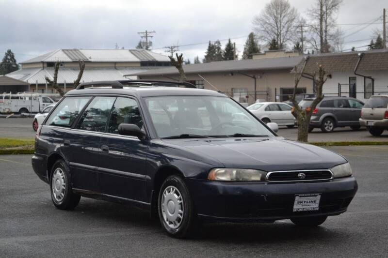 1997 Subaru Legacy for sale at Skyline Motors Auto Sales in Tacoma WA