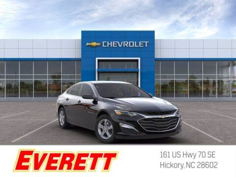2020 Chevrolet Malibu for sale at Everett Chevrolet Buick GMC in Hickory NC