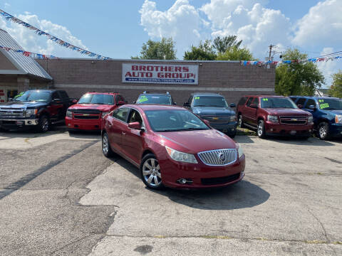 2010 Buick LaCrosse for sale at Brothers Auto Group in Youngstown OH