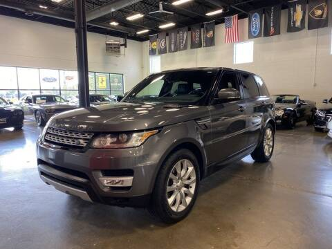 2014 Land Rover Range Rover Sport for sale at CarNova in Sterling Heights MI