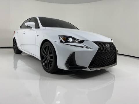 2017 Lexus IS 200t for sale at PHIL SMITH AUTOMOTIVE GROUP - Toyota Kia of Vero Beach in Vero Beach FL