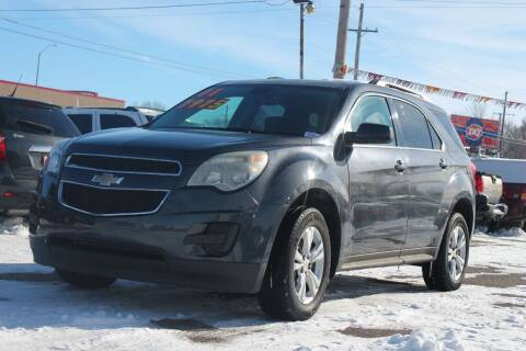 2011 Chevrolet Equinox for sale at SOLOMA AUTO SALES in Grand Island NE