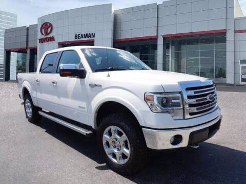 2013 Ford F-150 for sale at BEAMAN TOYOTA in Nashville TN