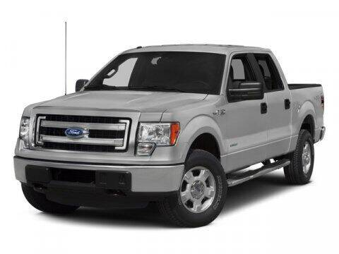 2014 Ford F-150 for sale at J T Auto Group in Sanford NC