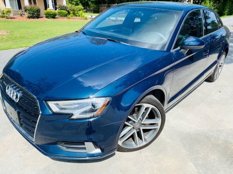 2017 Audi A3 for sale at Cobb Luxury Cars in Marietta GA