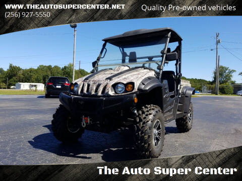 2016 Cub Cadet Challenger 700 for sale at The Auto Super Center in Centre AL