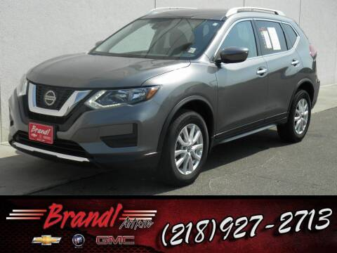 2020 Nissan Rogue for sale at Brandl GM in Aitkin MN