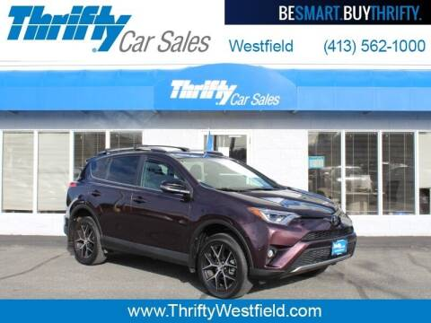 2017 Toyota RAV4 for sale at Thrifty Car Sales Westfield in Westfield MA