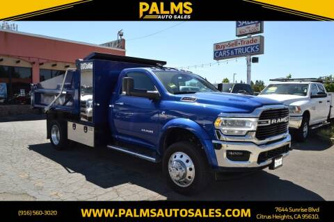 2019 RAM Ram Chassis 5500 for sale at Palms Auto Sales in Citrus Heights CA