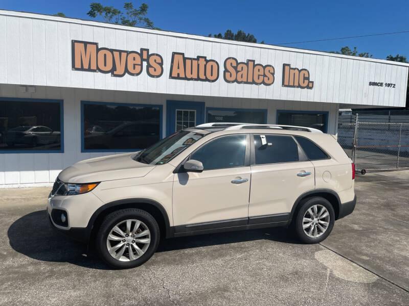 2011 Kia Sorento for sale at Moye's Auto Sales Inc. in Leesburg FL