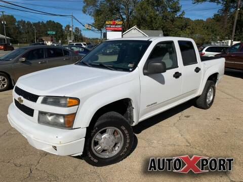 2005 Chevrolet Colorado for sale at Autoxport in Newport News VA