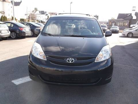 2010 Toyota Sienna for sale at Sharp Auto Center in Worcester MA