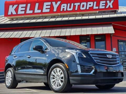 2017 Cadillac XT5 for sale at Kelley Autoplex in San Antonio TX