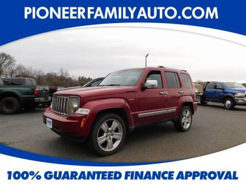 2012 Jeep Liberty for sale at Pioneer Family auto in Marietta OH