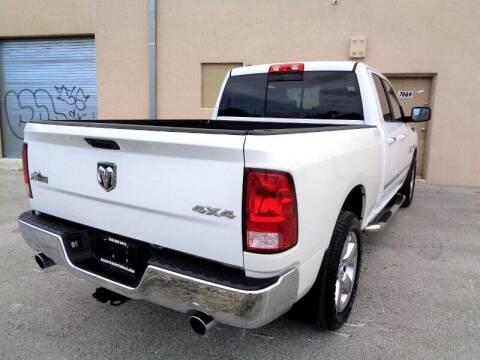 2014 RAM Ram Pickup 1500 for sale at Selective Motor Cars in Miami FL