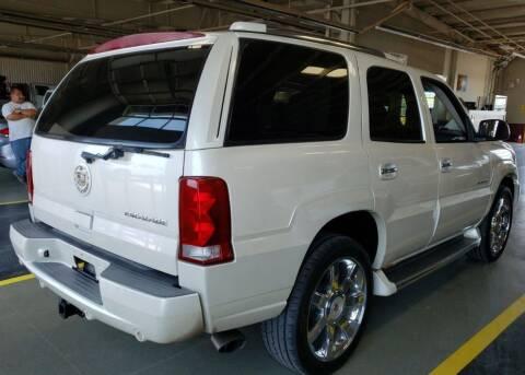 2004 Cadillac Escalade for sale at Straightforward Auto Sales in Omaha NE