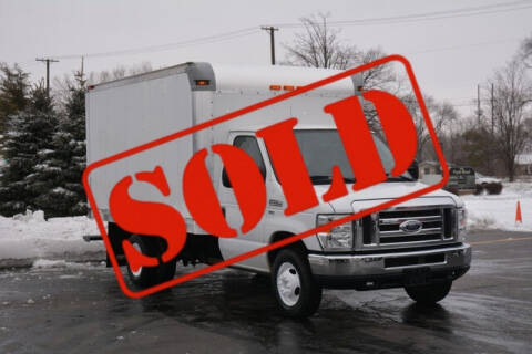2011 Ford E-Series Chassis for sale at Signature Truck Center in Crystal Lake IL