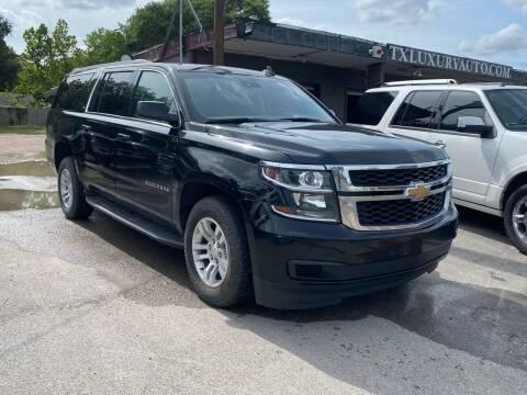 2020 Chevrolet Suburban for sale at Texas Luxury Auto in Houston TX