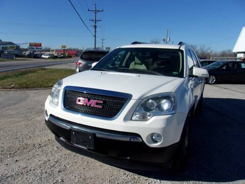2010 GMC Acadia for sale at HIGHWAY 42 CARS BOATS & MORE in Kaiser MO