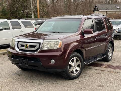 2011 Honda Pilot for sale at AMA Auto Sales LLC in Ringwood NJ