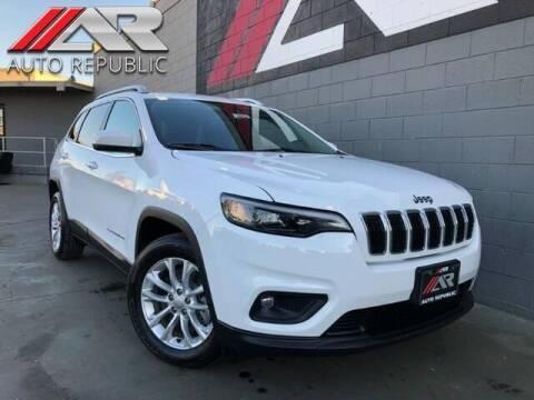 2019 Jeep Cherokee for sale at Auto Republic Fullerton in Fullerton CA