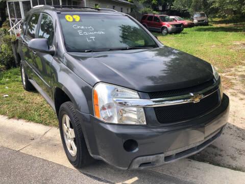 2009 Chevrolet Equinox for sale at Castagna Auto Sales LLC in Saint Augustine FL