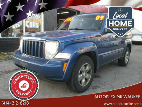 2009 Jeep Liberty for sale at Autoplex Milwaukee in Milwaukee WI
