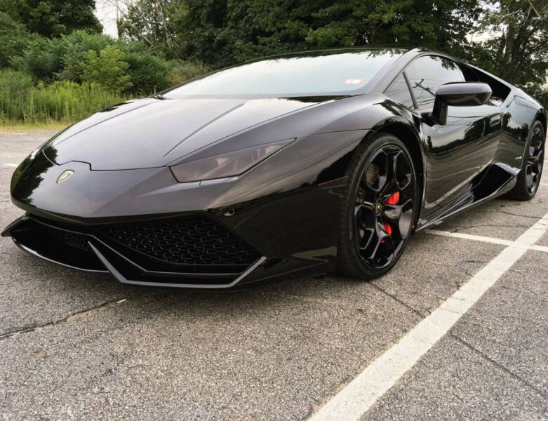 2015 Lamborghini Huracan for sale at NH WHOLESALE DIRECT in Derry NH